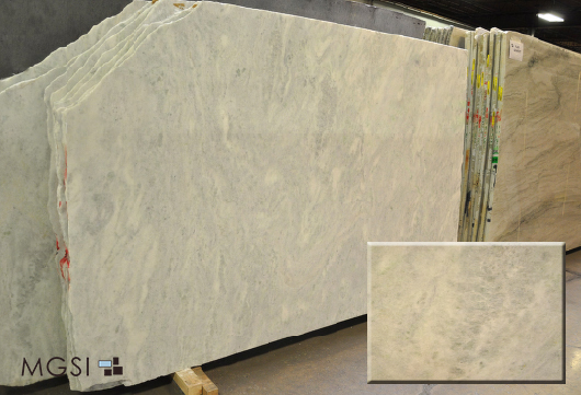 White Princess natural stone slab