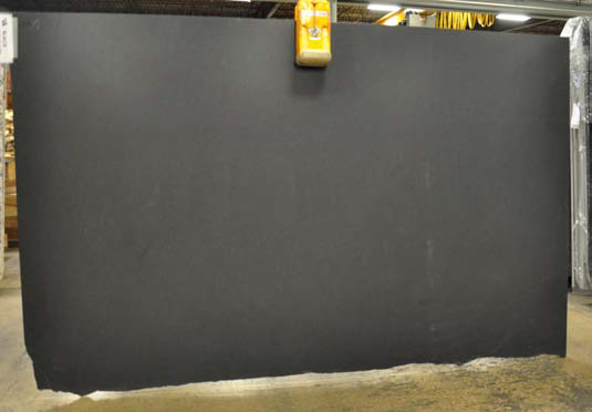 Black Absolute Brushed natural stone slab