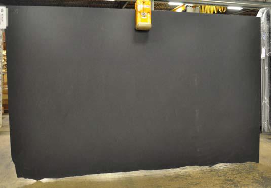Black Absolute Brushed natural stone slab
