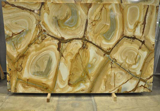 Palomino natural stone slab