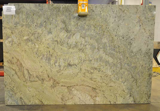 Summer Breeze Granite slab