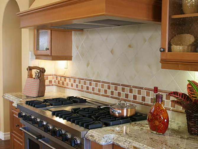 Kitchen Backsplash Design