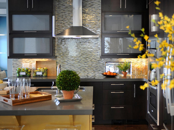 The Kitchen Backsplash U2013 How To Combine Art With Functionality