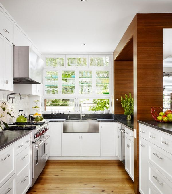 Small Kitchen Design Ideas