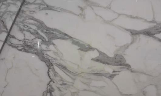 Calacata borghini marble - detail
