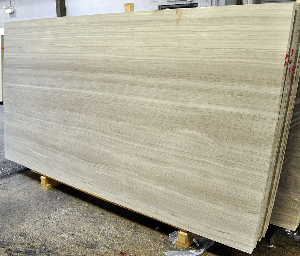 Athens White polished marble