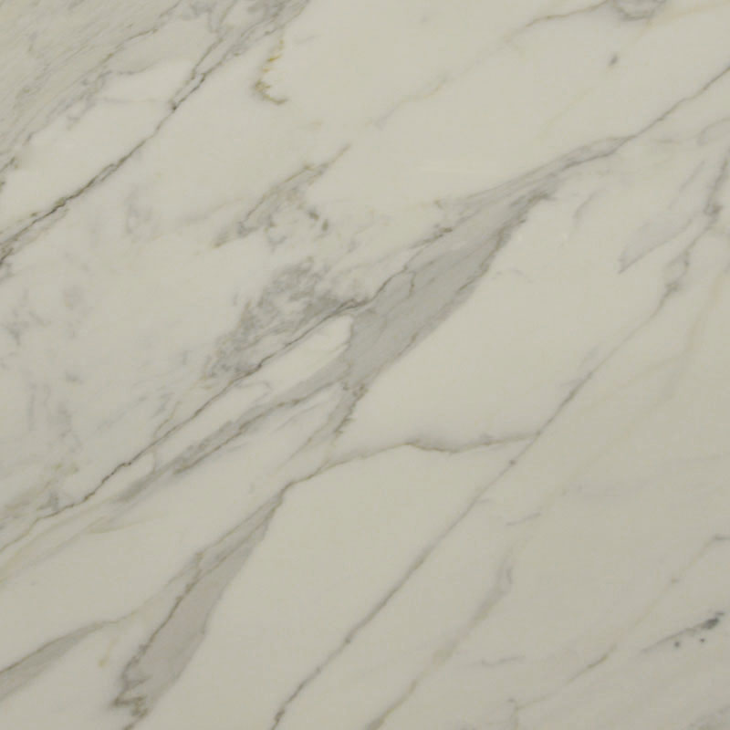 Calacata polished marble