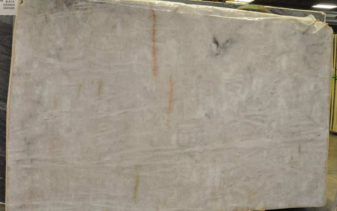 NEW ADDITIONS TO OUR MARBLE AND QUARTZITE INVENTORY IN JULY