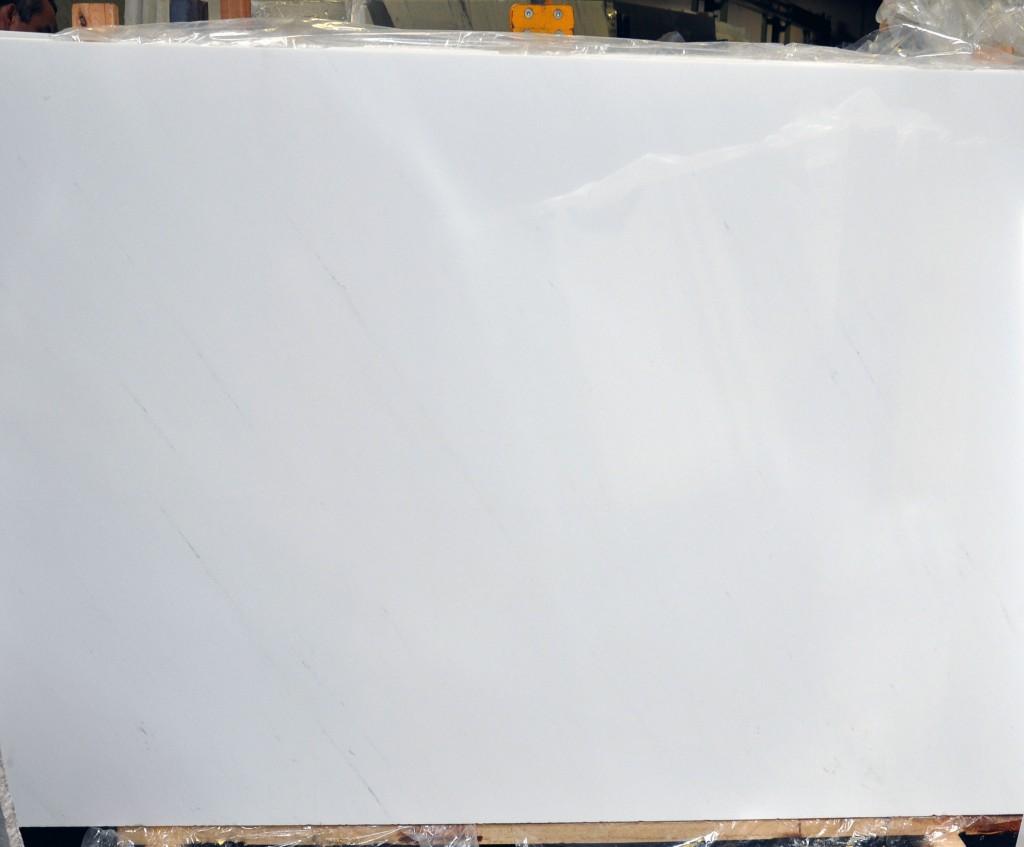 Thassos White Marble slab