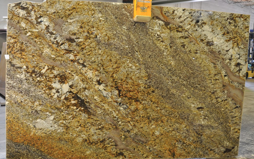 6 NEW ADDITIONS TO OUR GRANITE AND QUARTZITE INVENTORY