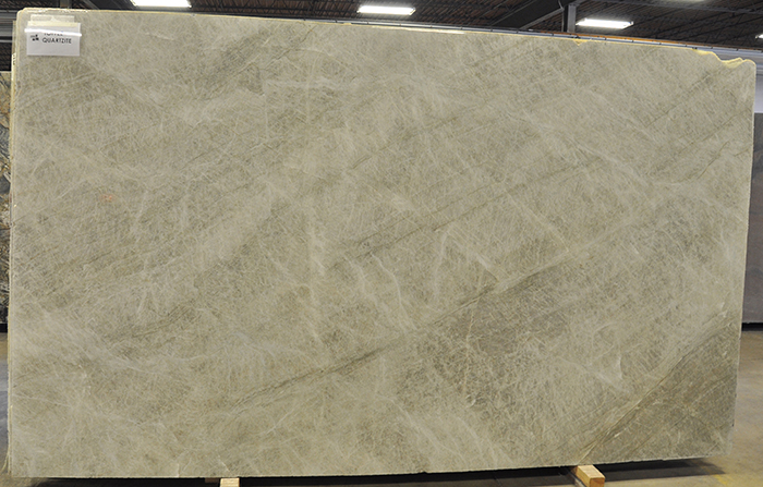 quartzite slab - toffee