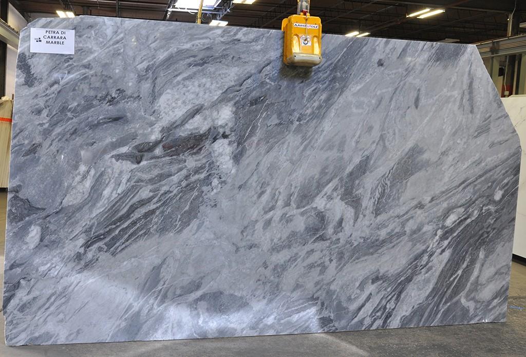 Petra Di Carrara Marble Slab