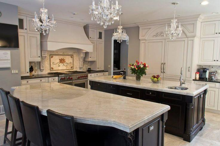 Beau ALL ABOUT NATURAL QUARTZITE COUNTERTOPS