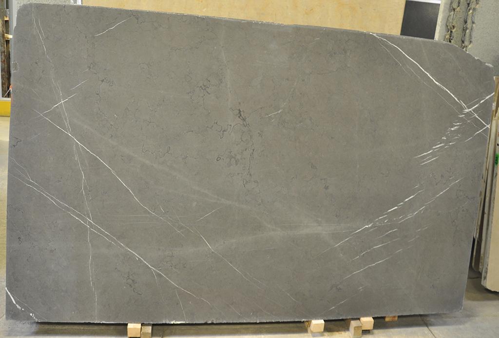 grigio piesantina honed limestone slab