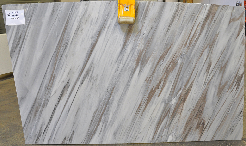 New Quartzite and Marble Slabs at MGSI in May