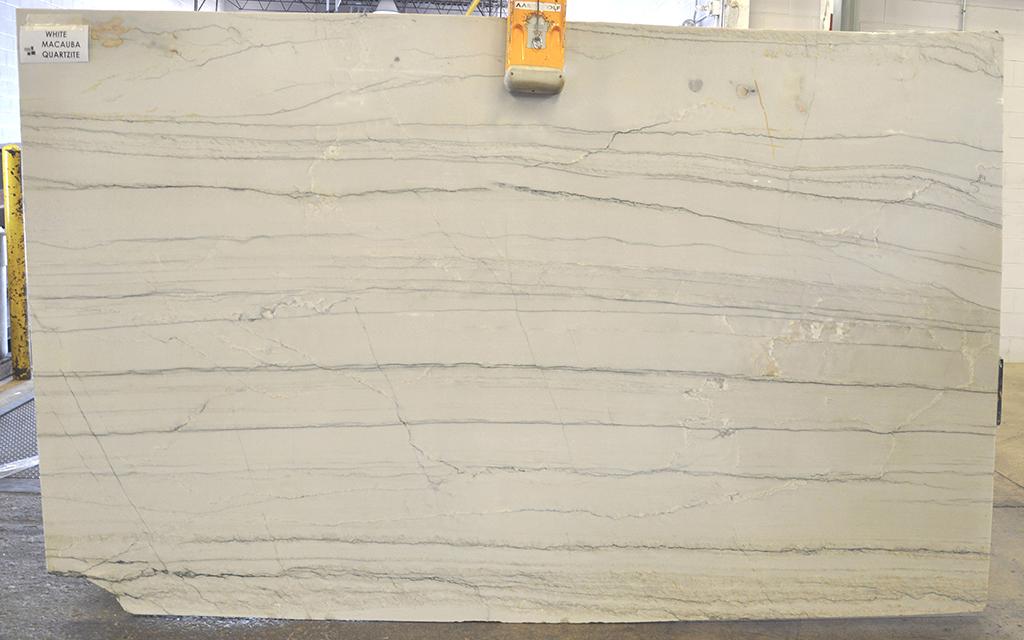 quartzite white macauba