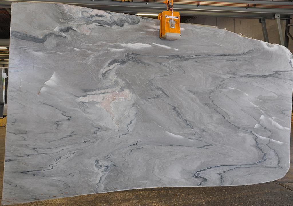 marble slab - aquarius leather