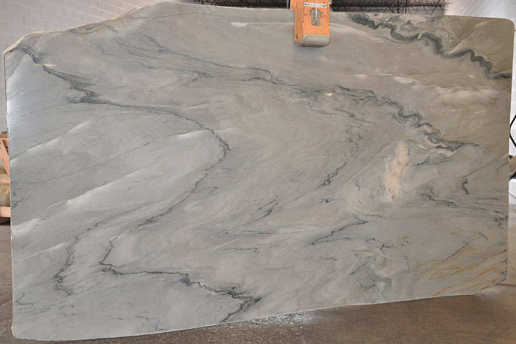 aquarius polished marble slab