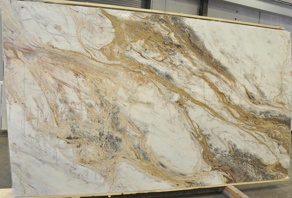 calacata onyx marble slab