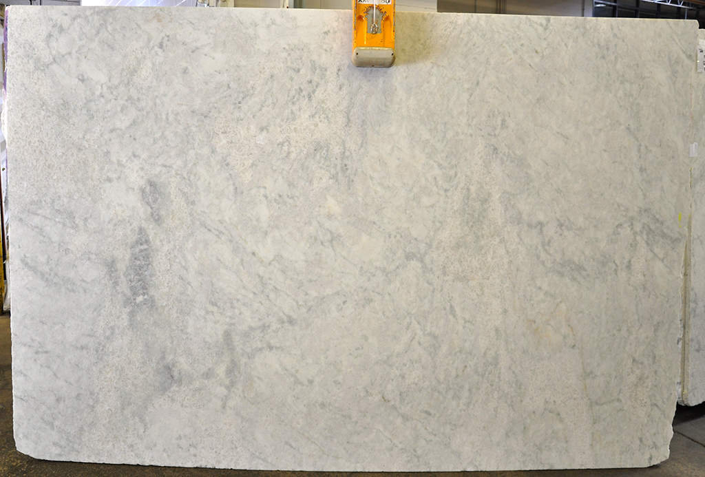 Quartzite slab - White Princess honed
