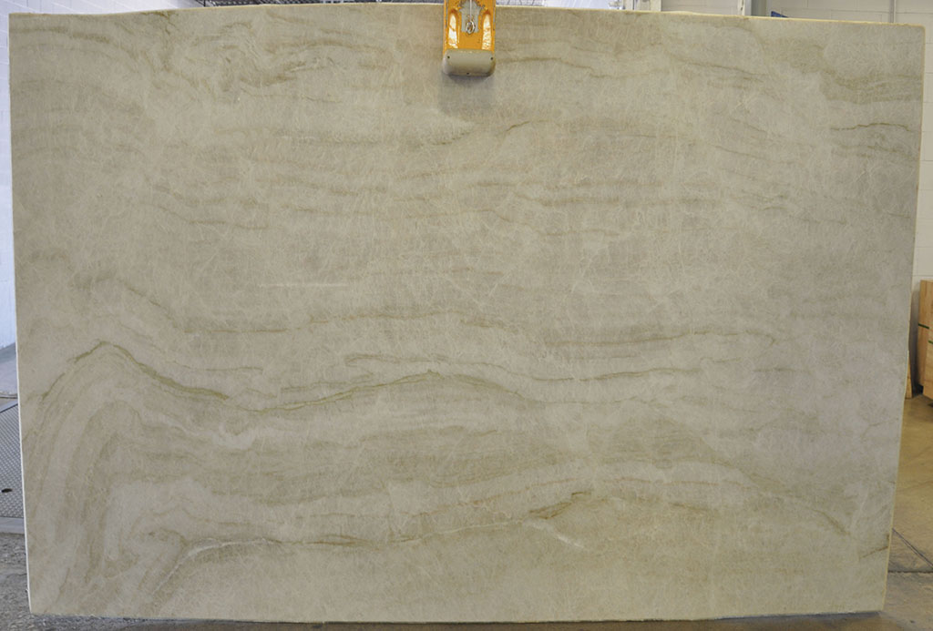 Taj Mahal 3 cm Quartzite - lot # 17 - slab size: 126 x 76