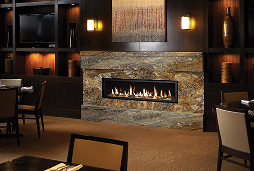 Choosing the right stone for fireplace
