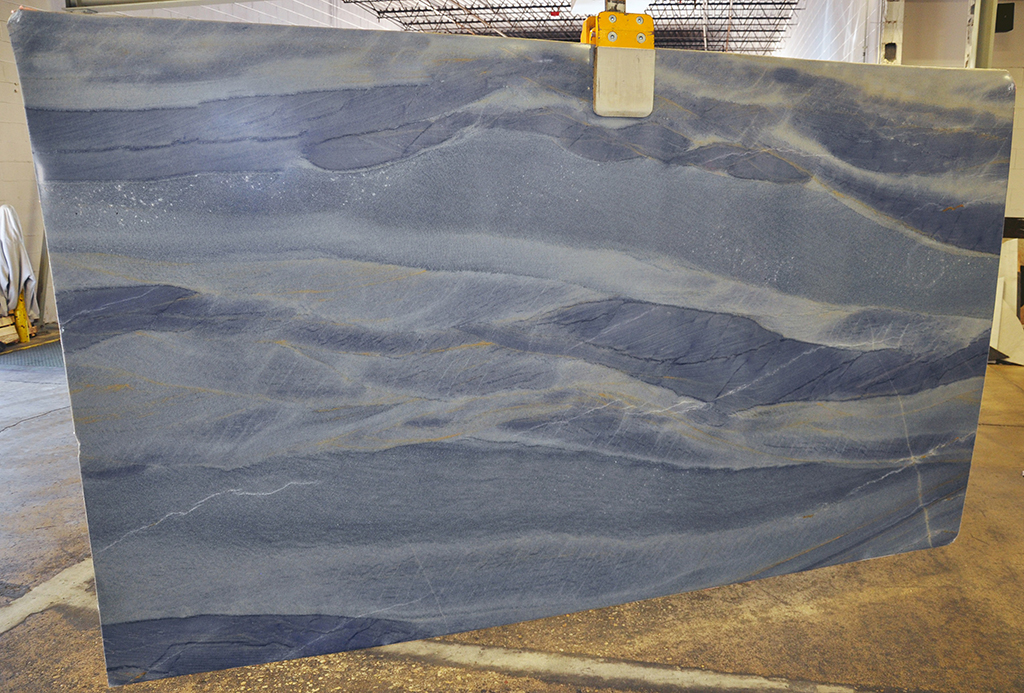 azul macauba quartzite slabs