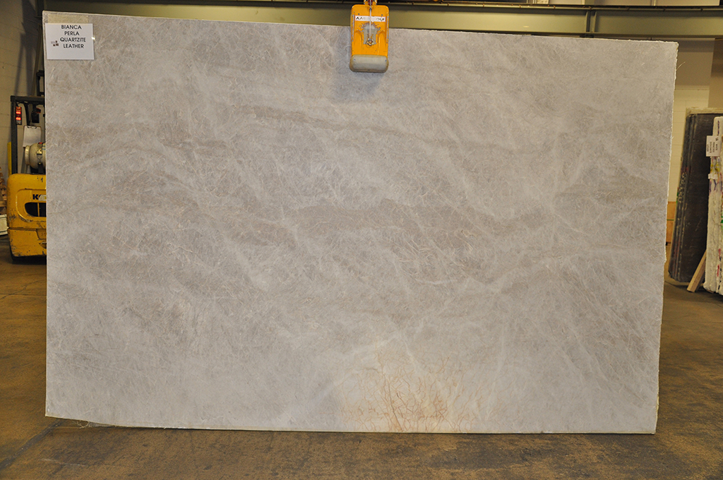 bianca perla leather quartzite slabs