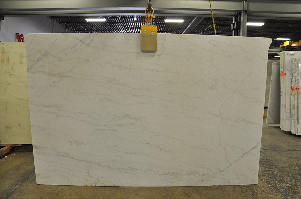 calacata roma honed marble slabs