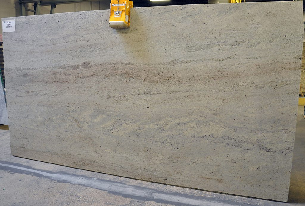 Ivory Coast Granite slabs