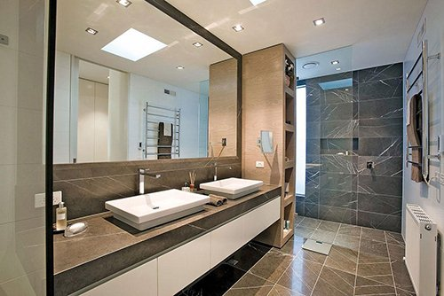 NATURAL STONE IN INTERIOR DESIGN