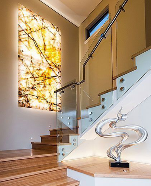 Home Design - Onyx – a touch of luxury and art