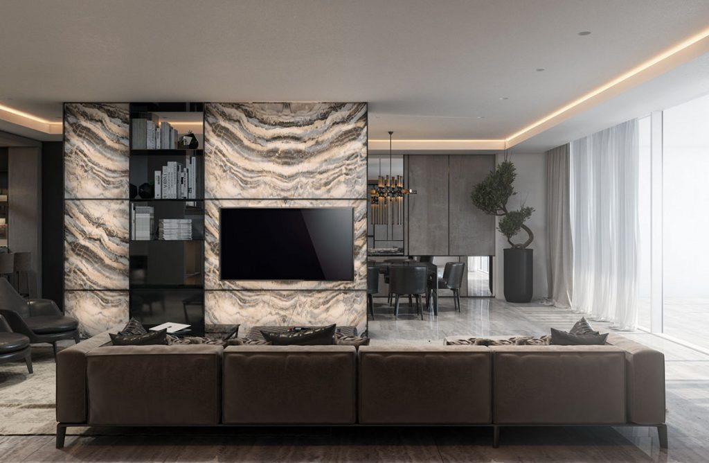 onyx-accent-wall