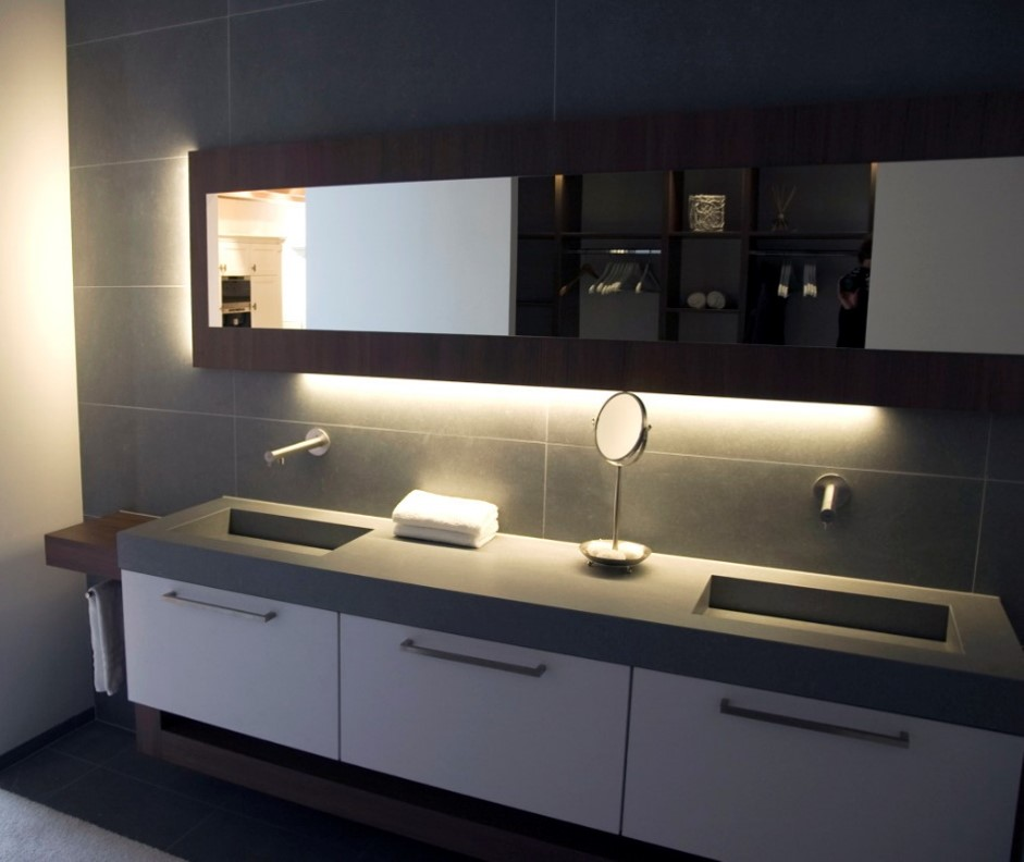 Laminam - bathroom design