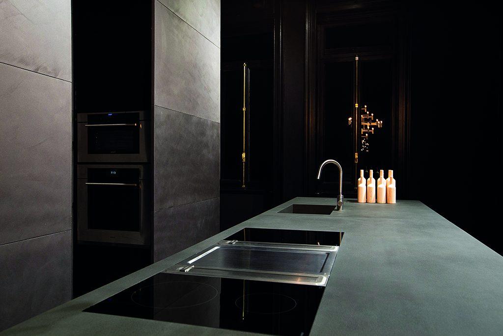 Laminam - kitchen design ideas