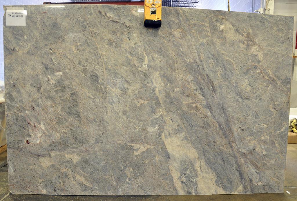 platinum quartzite slab