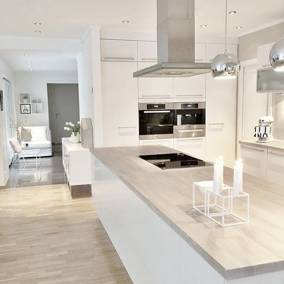 Corda Porcelain - contemporary kitchen