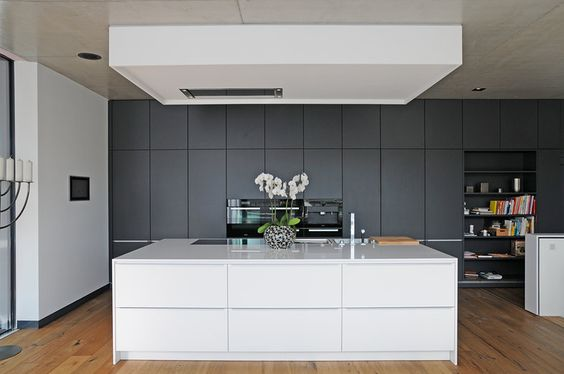 What's trending in contemporary kitchens?