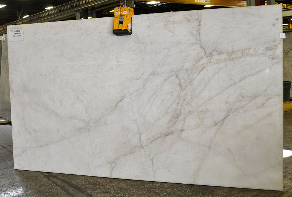 iceberg polished quartzite slabs