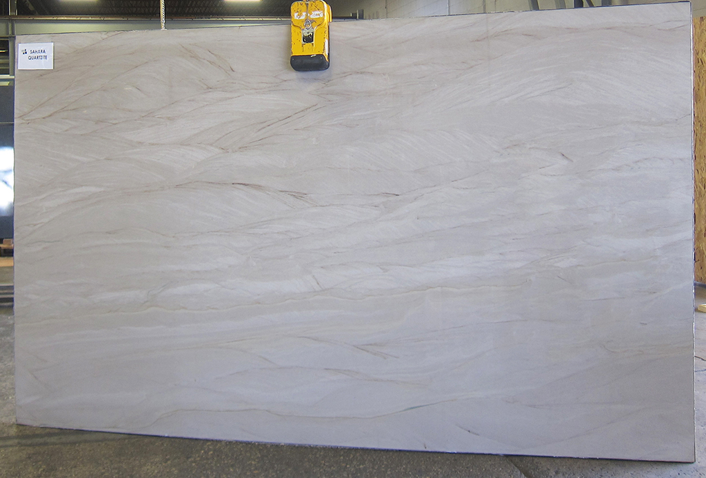 sahara quartzite slabs