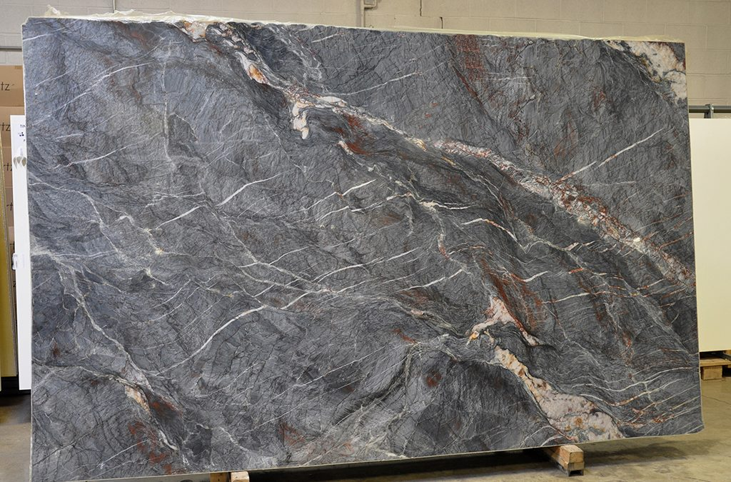 NEW QUARTZITE SLABS AT MGSI IN JANUARY