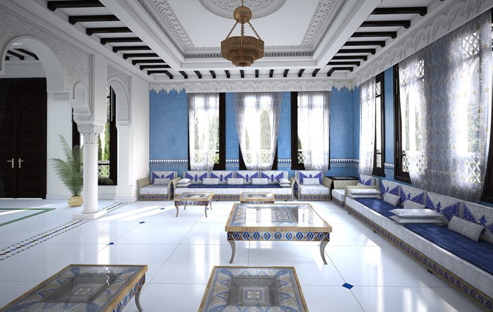 Moroccan Interior Design Ideas