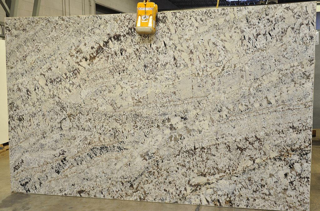 NEW GRANITE AND SOAPSTONE SLABS AT MGSI IN MARCH