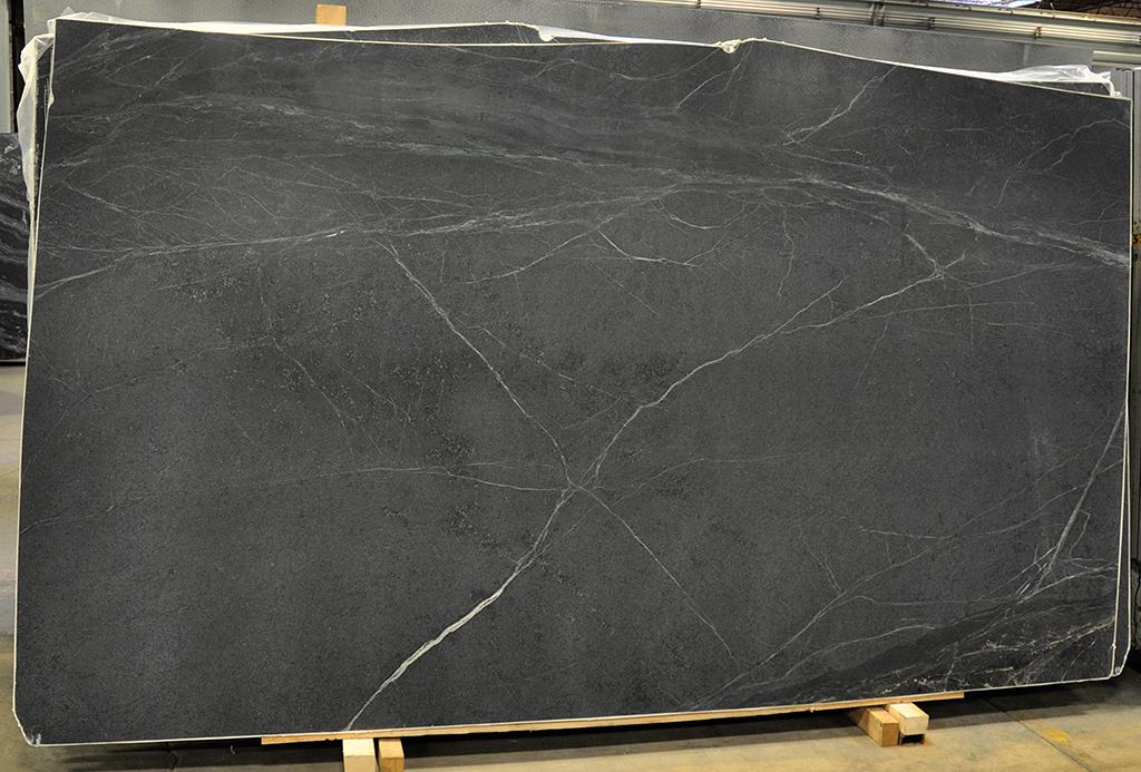 black soapstone slab