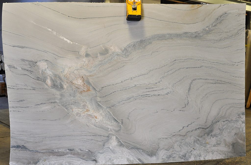 NEW QUARTZITE AND GRANITE SLABS AT MGSI IN APRIL