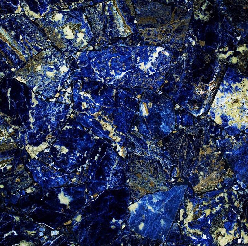 Sodalite Blue Quartzite