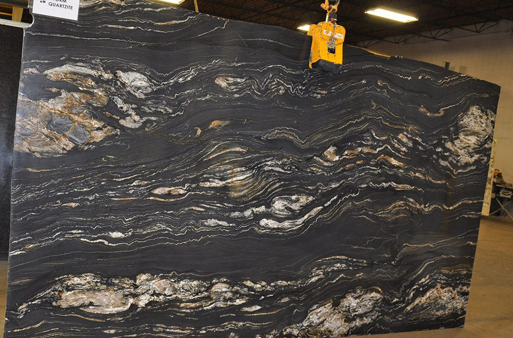 NEW QUARTZITE AND GRANITE SLABS AT MGSI IN MAY