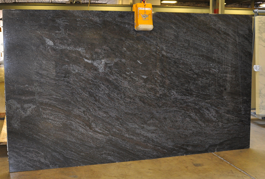 Barroco Blue granite slabs