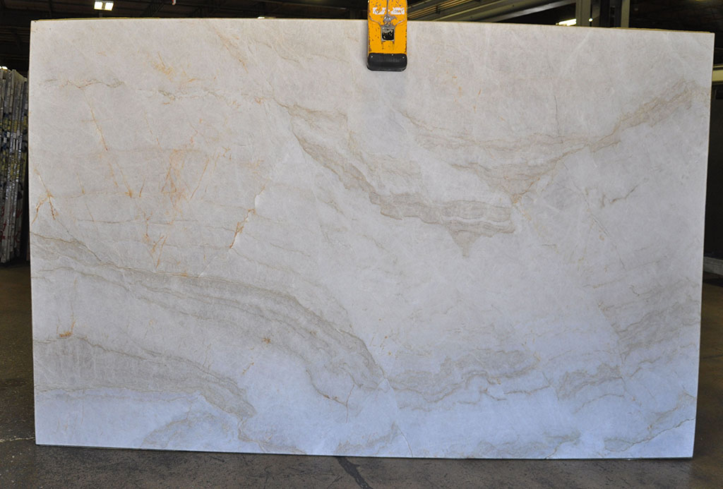 Bianca Perla quartzite slabs