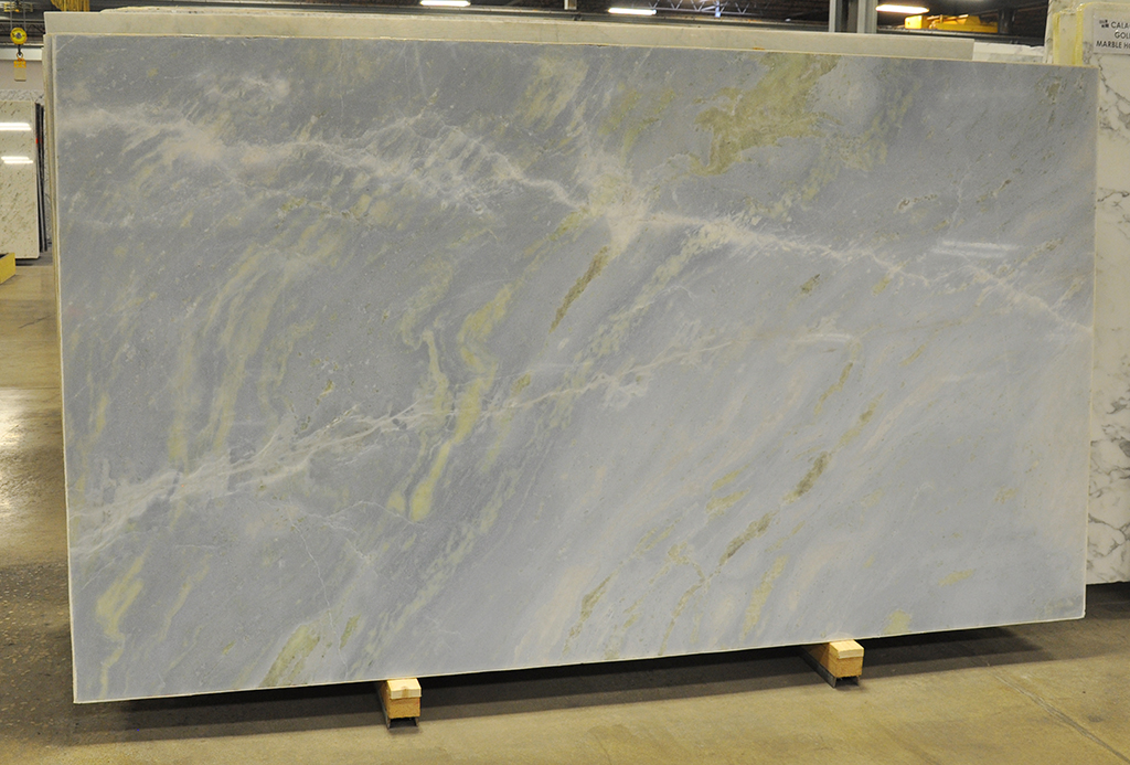 Aqua Marine polished marble
